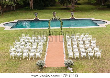 Wedding Decor Private Property