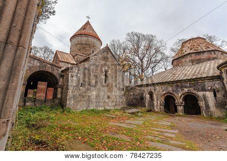 Armenian Monastery Of Sanahin