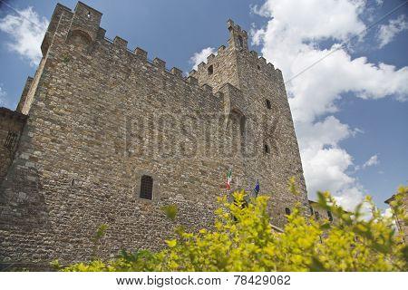 Castle In Chianti