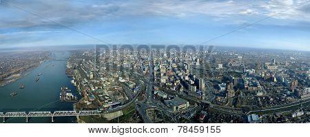 Panorama Novosibirsk