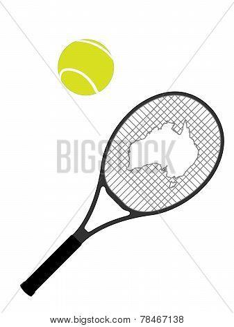 Tennis Racket Australia