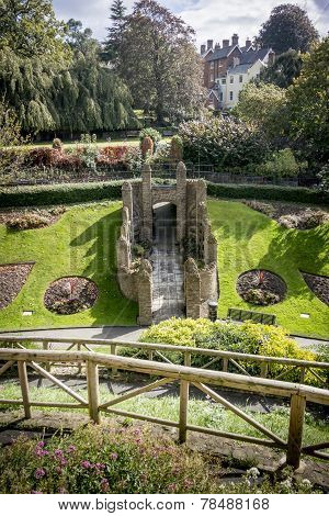 Guildford Castle Grounds, Surrey