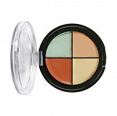 stock photo of blush  - Eye shadows and blush - JPG
