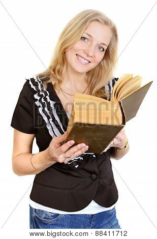 Librarian Woman