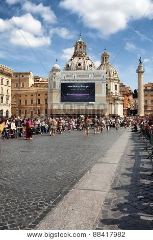 Birth Of Rome Festival 2015