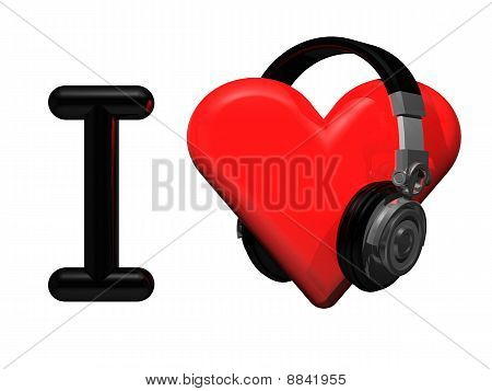 I Heart Headphones