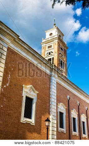 Santo Stefano Dei Cavalieri Church In Pisa - Italy