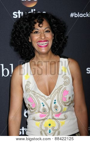 LOS ANGELES - FEB 17:  Tracee Ellis Ross at the