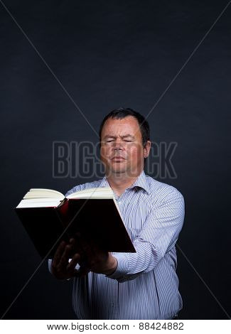 Needing Reading Glasses