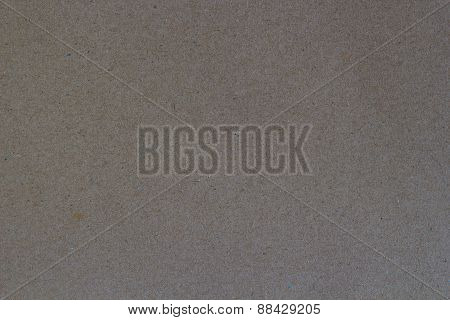 The Cardboard texture whit brown color.