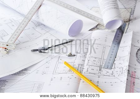 Drawings-blueprints