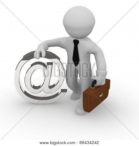 Web Business Concept