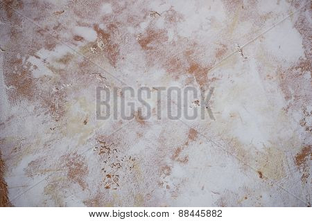 Decorative Plaster Wall Texture Background