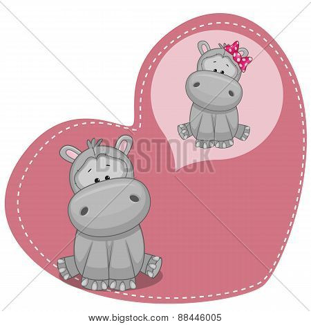 Dreaming Hippo