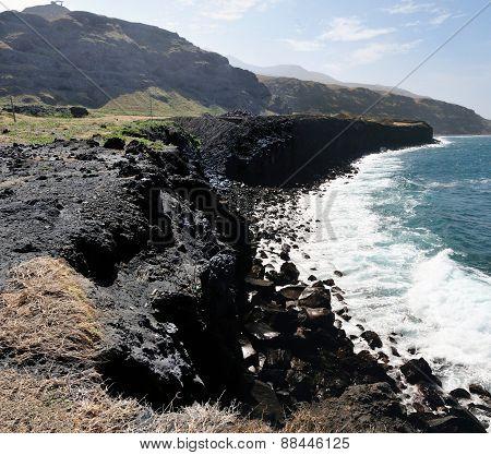 Volcanic Edge