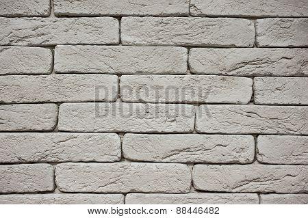 Grey Pavement Brick Background Texture