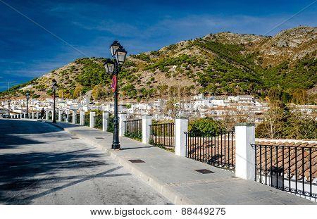 Day View Of Mijas