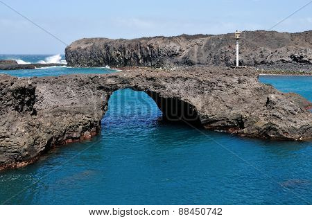 Arch Over Baia