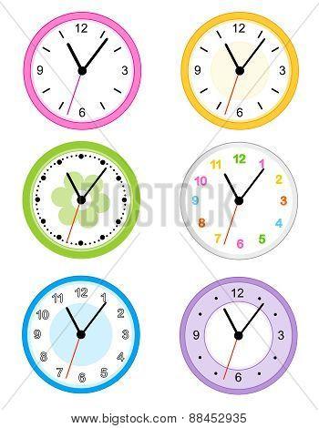 Cute Wall Clocks