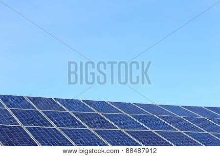 Many Photovoltaic Modules