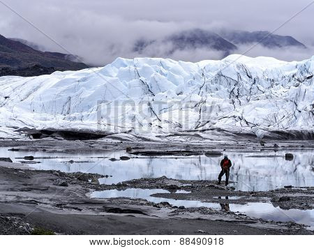 Deep in the Glacier Territory
