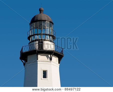 Close up Lighthouse