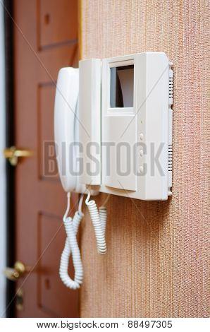 Security Intercom Speaker