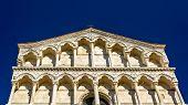 image of michel  - San Michele in Borgo church in Pisa  - JPG