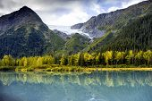Постер, плакат: Anchorage Alaska State Parks