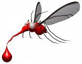 picture of mosquito repellent  - Mosquito - JPG