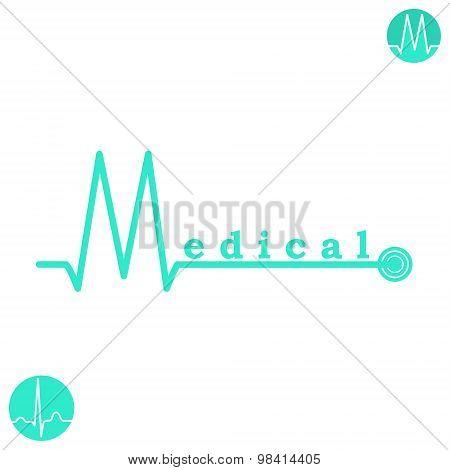 M Letter Medicine Logo