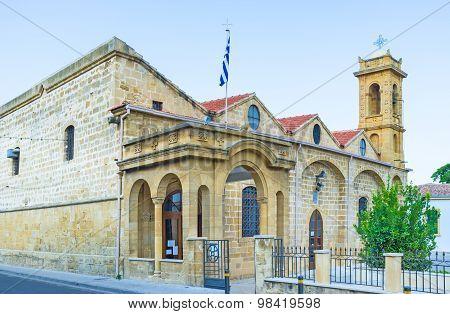 Ayios Savvas Church