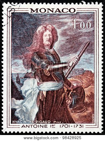 Antonio I Stamp