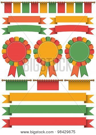 Ribbon Decorations