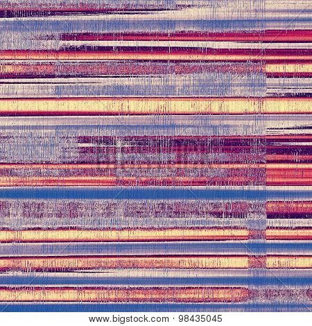 Abstract grunge background. With different color patterns: yellow (beige); blue; purple (violet); pink