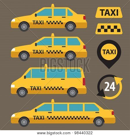 Taxi Types