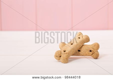 Bone Shaped Dog Treats