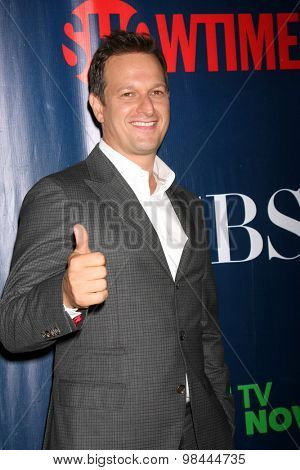 LOS ANGELES - AUG 10:  Josh Charles at the CBS TCA Summer 2015 Party at the Pacific Design Center on August 10, 2015 in West Hollywood, CA