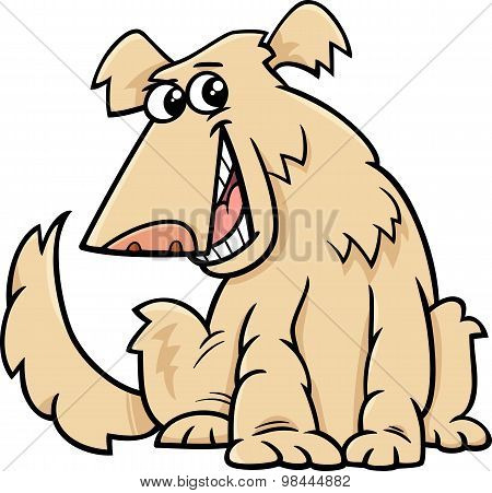 Shaggy Dog Cartoon