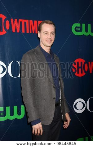 LOS ANGELES - AUG 10:  Sean Murray at the CBS TCA Summer 2015 Party at the Pacific Design Center on August 10, 2015 in West Hollywood, CA