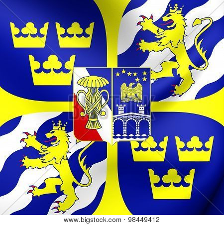 King Of Sweden Personal Command Sign