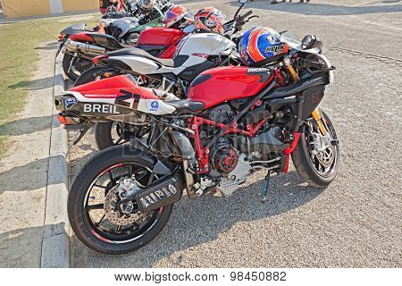 Ducati 1098 R Bayliss Limited Edition