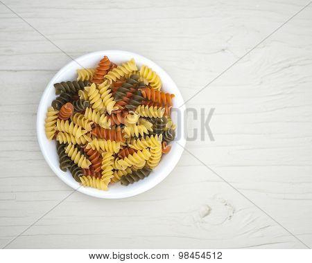 Tri-color Pasta