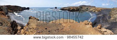 Horse-shoe Shaped Bay