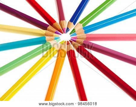 Multi Color Crayons