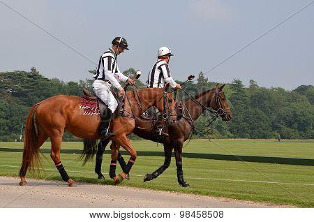 Horse Polo Umpires