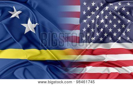 USA and Curacao