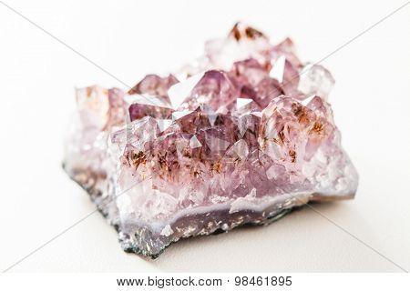 amethyst rock