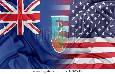 USA and Montserrat