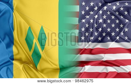 USA and Saint Vincent and the Grenadines